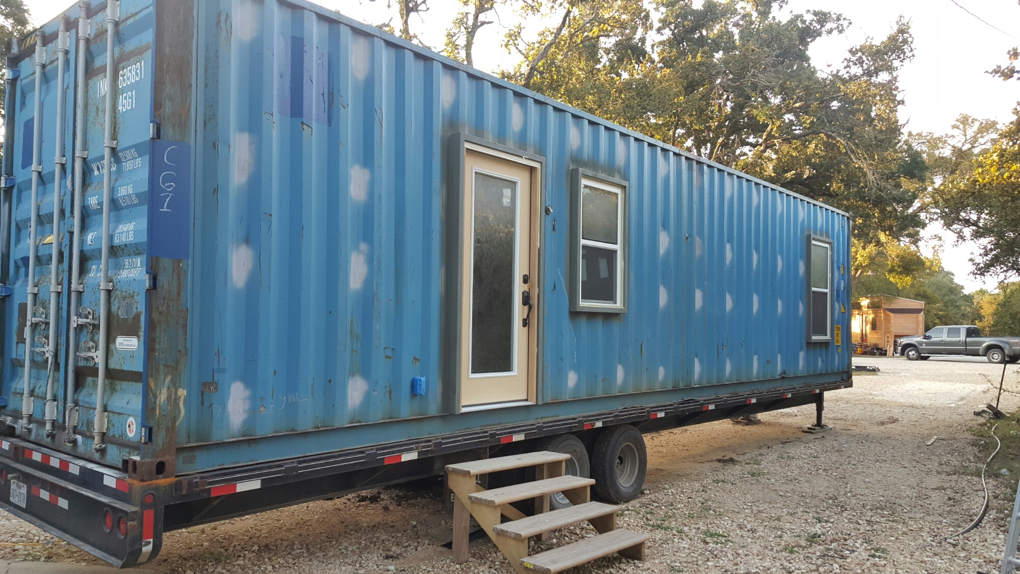Siding for mobile homes spillo caves - Mobile shipping container homes ...